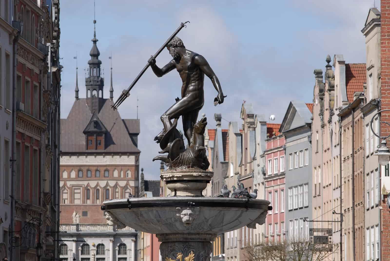 gdanskwithus.com, guidet gåtur av gamlebyen i gdansk