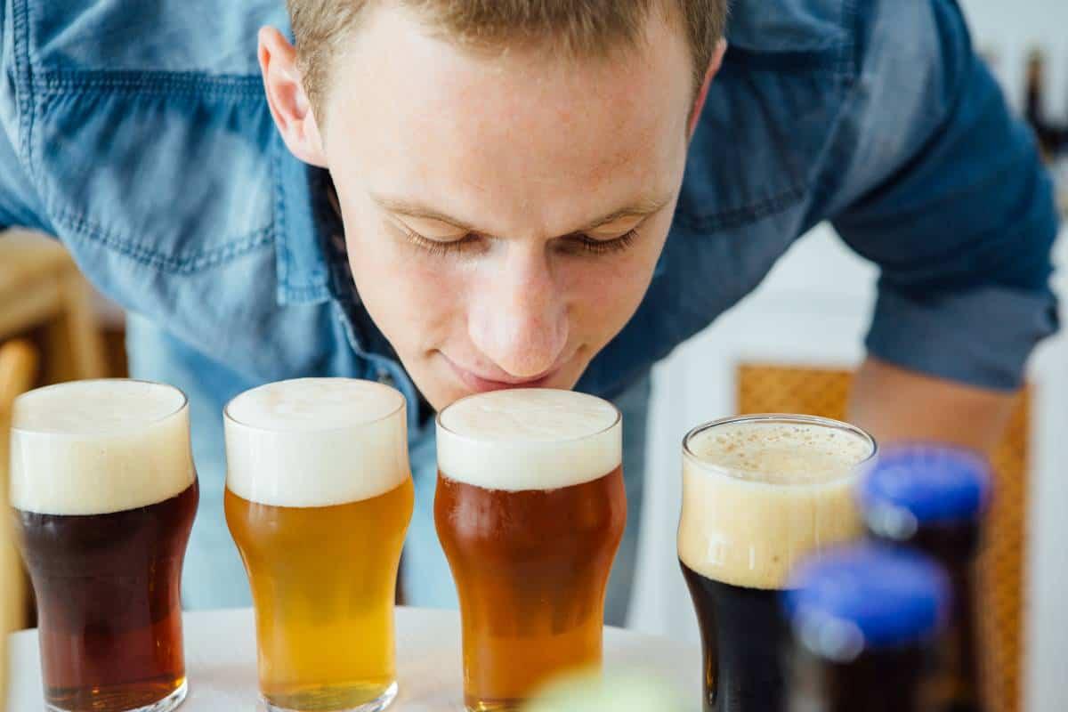 Beer tasting Gdansk