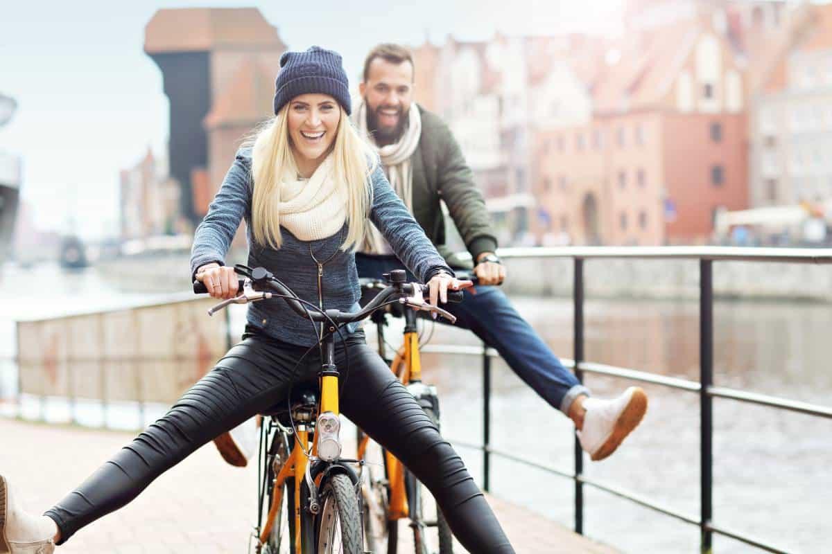 sykkelturer fra Gdansk