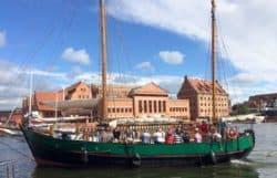 boat trips in gdansk